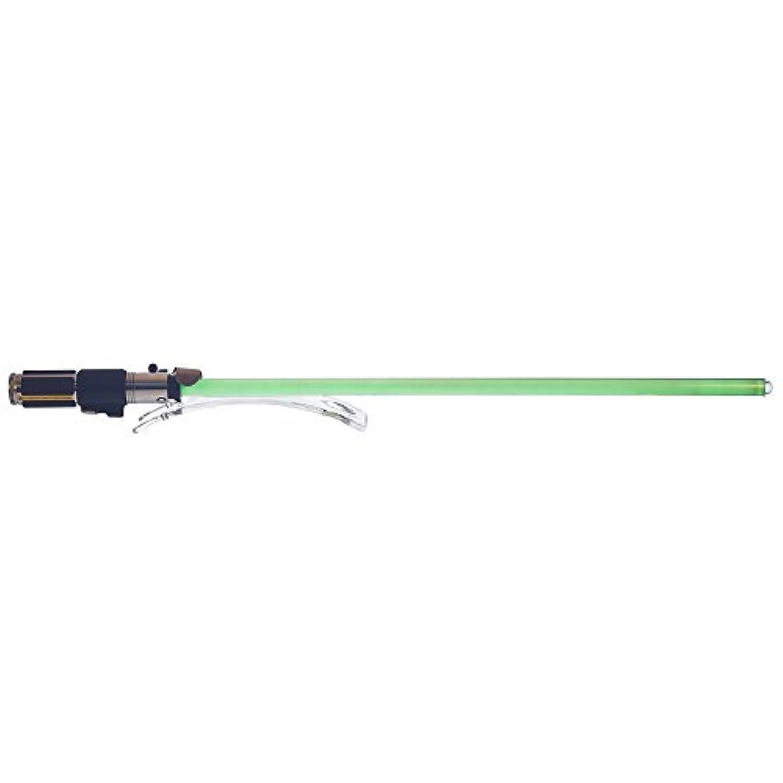 スターウォーズ エピソード7 フォースの覚醒 ヨーダ FXライトセーバー FXStar Wars The Black Series Yoda Force FX Lightsaber【並行輸入品】
