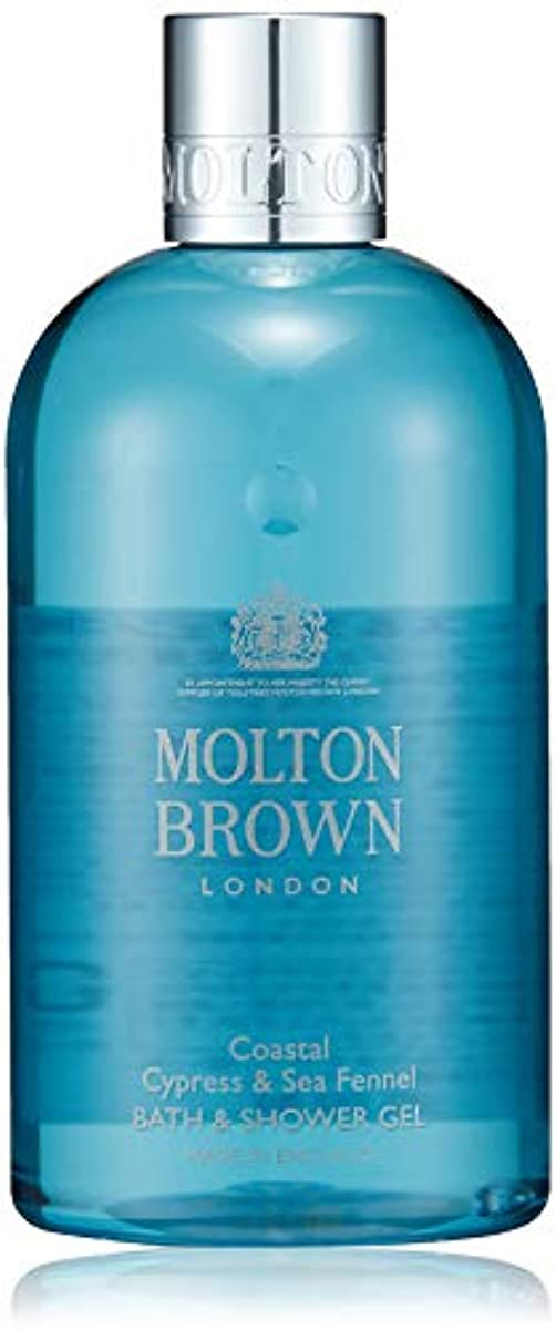 寛容な元気不誠実MOLTON BROWN(モルトンブラウン) サイプレス&シーフェンネル コレクション C&S バス&シャワージェル