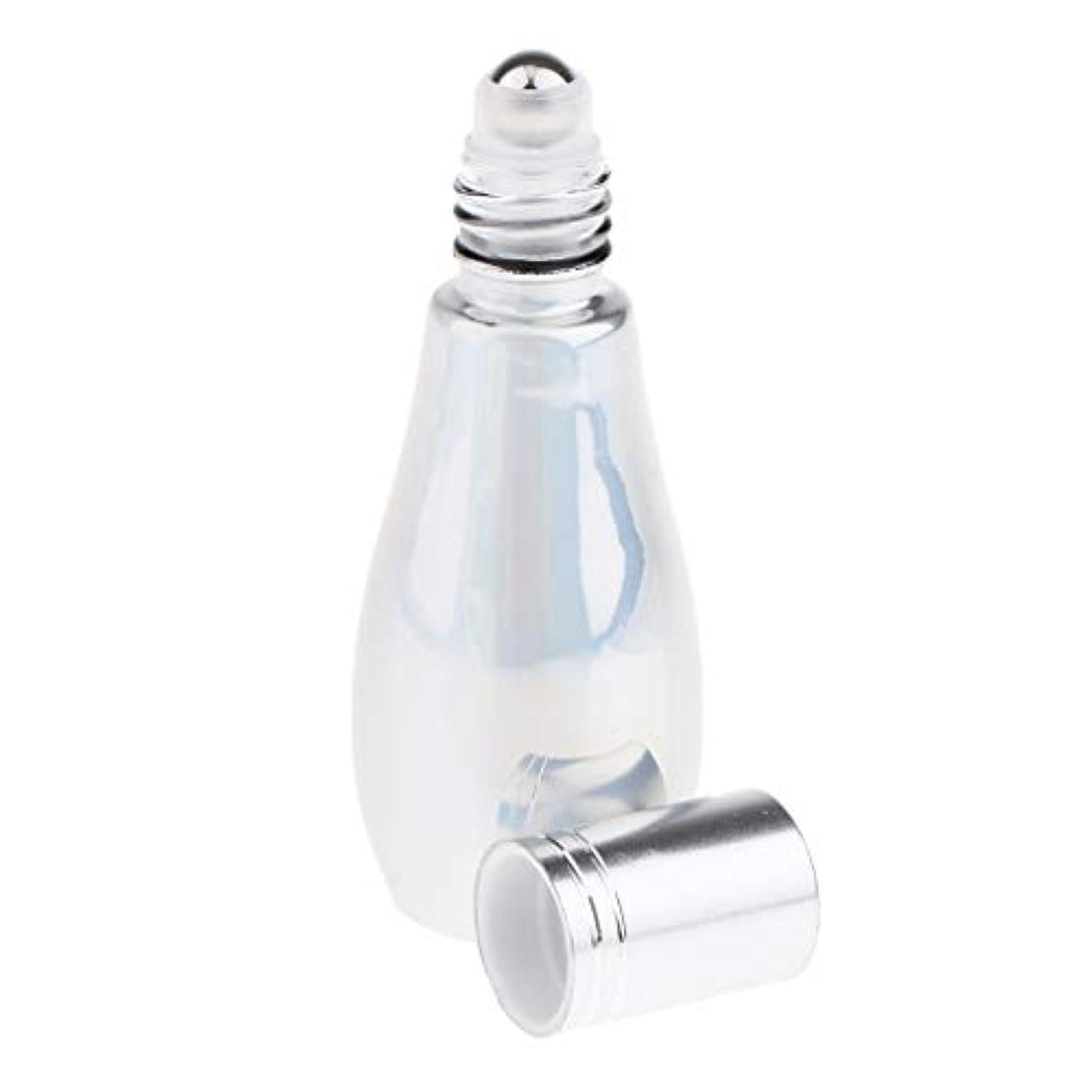 待って可能司書DYNWAVE ローラーボール 香水 再使用可能な ガラス 小分けボトル エッセンシャルオイル容器 全2タイプ - ローラー
