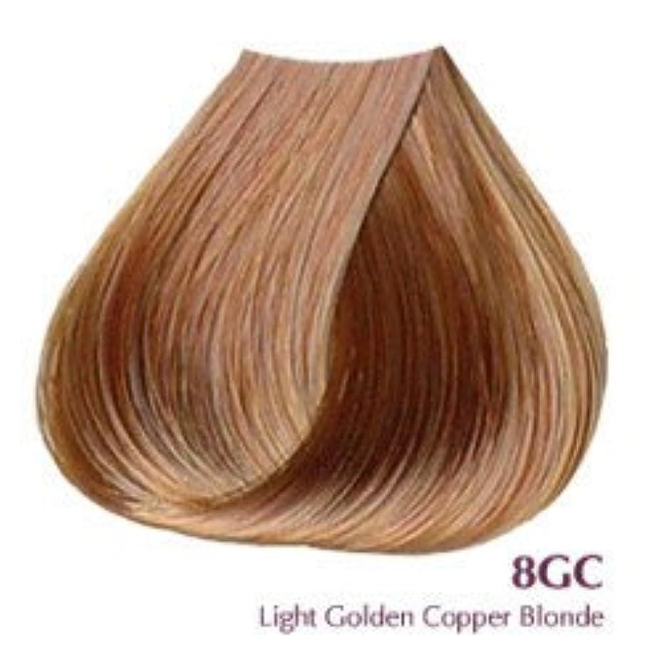 Developlus サテン色#8Gcライトゴールデン銅ブロンド3Oz