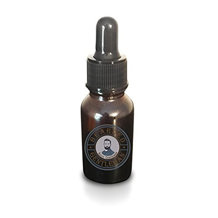 不適切な役立つに沿ってBeard Oil by Bearded Gentleman: Unscented | All Natural Beard Conditioning Oil | 30 ml | Handmade [並行輸入品]