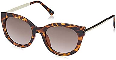 Seafolly Women's Long Beach SEA1612599 Cateye Sunglasses,Dark Tort,51 mm