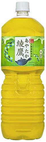 【Amazon.co.jp 限定】コカ・コーラ 綾鷹 ペットボトル 2L×10本 デュアルオープンボックスタイプ