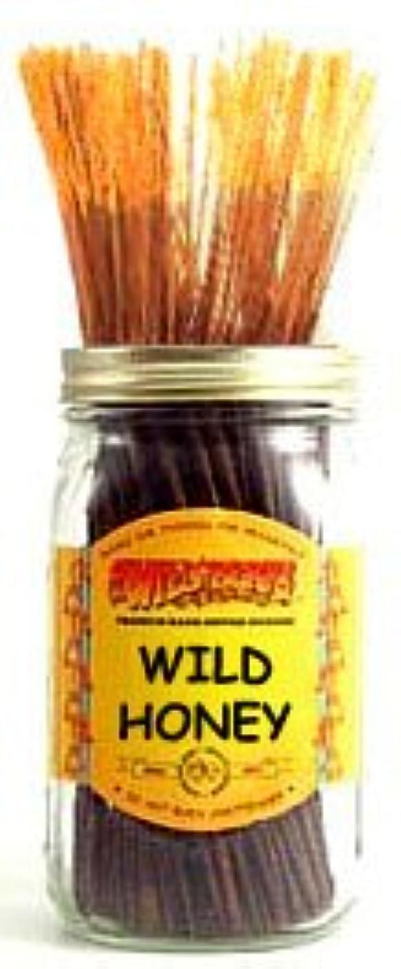 とは異なり持っている誕生日Wild Honey - 100 Wildberry Incense Sticks by Wild Berry