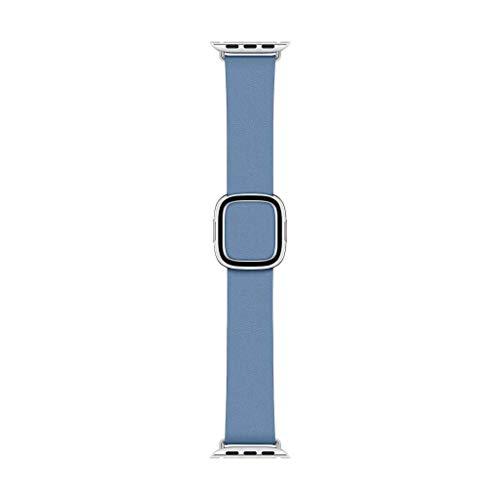 Apple Watch (40mm)ケース用コーンフラワーモダンバックル - L