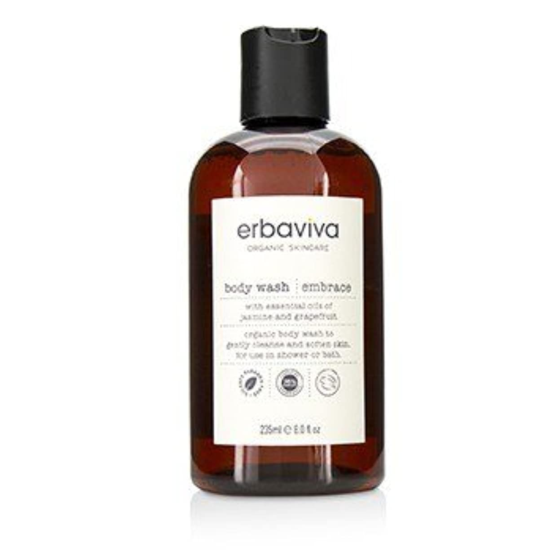 分岐するその他流行Erbaviva Embrace Body Wash 235ml [並行輸入品]