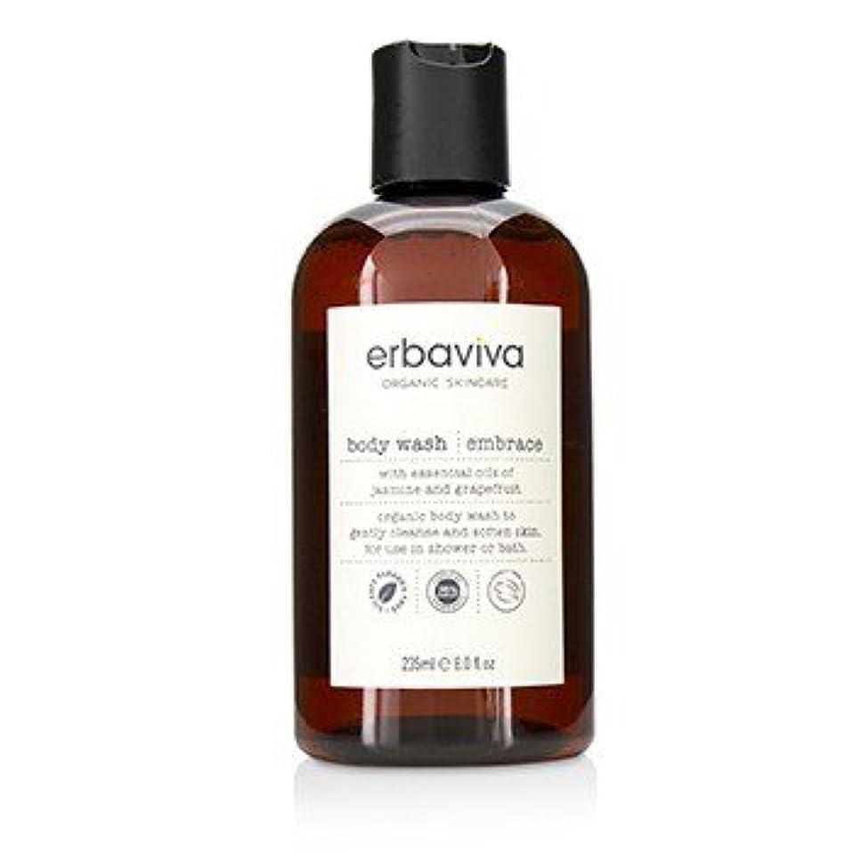 遺伝的機密記念品Erbaviva Embrace Body Wash 235ml [並行輸入品]