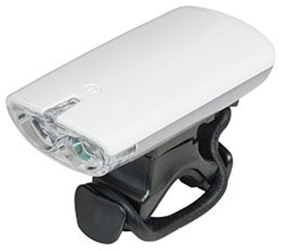 慣習白鳥ゲートLPF14501 GIZA PRODUCTS ヘッドライト CG-120P ホワイトLED ホワイト
