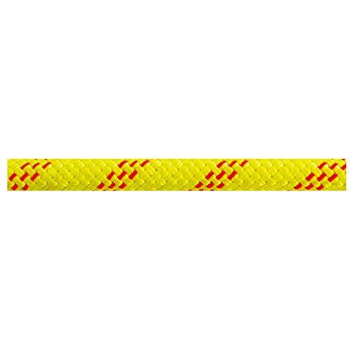 エーデルワイス EDELWEISS/セミ-スタティックロープ/エバードライ 10.6mm×50m イエロー