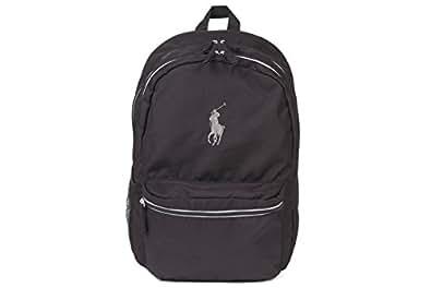 (ポロラルフローレン) POLO RALPH LAUREN キャンパスバックパック Ever Backpack ブラック RA100068