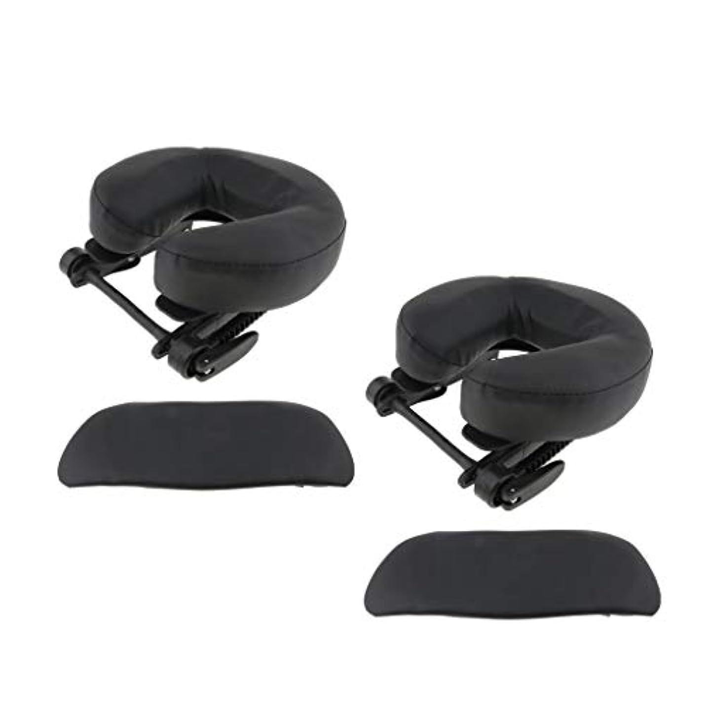 ささいなカヌー代表団Hellery クッション 枕パッド マッサージ ベッド テーブル用 実用性 6個