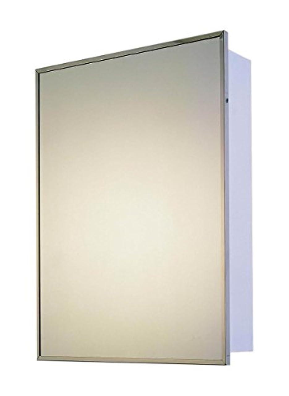 突き出すアジテーション違反Ketcham 18 W x 36h-in。デラックスRecessed Medicine Cabinet 18x36 178