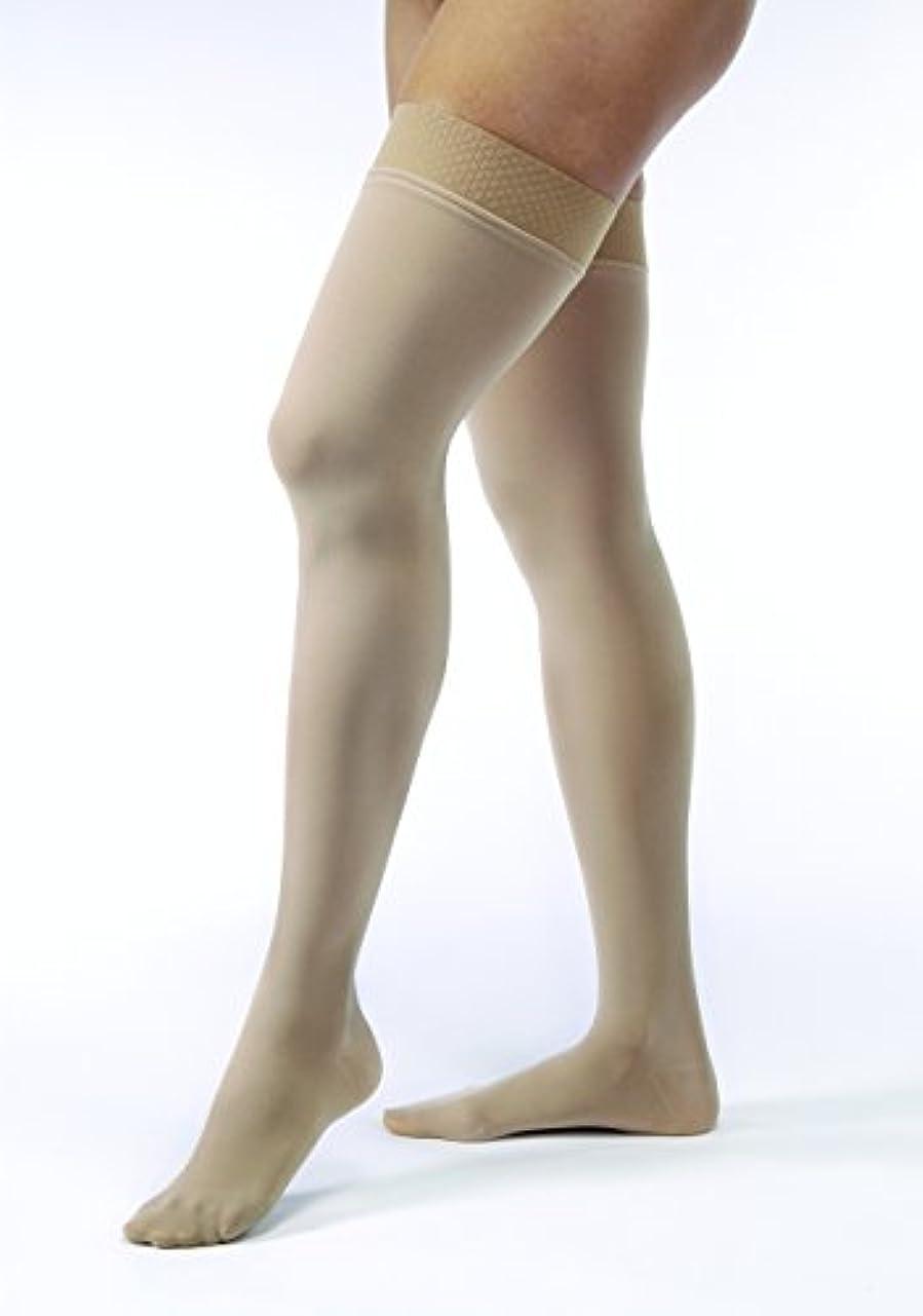 きょうだい上流の人柄Jobst Relief Thigh High 20-30mmHg Closed Toe, S, Beige by BSN Medical