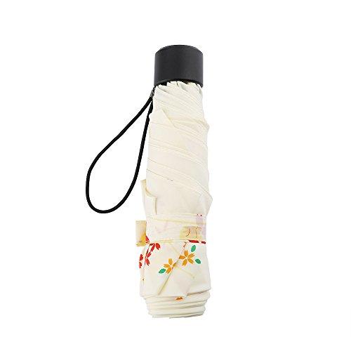 ドイツ( boy) 折り畳み傘 レディース 軽量 6本骨 50cm かわいい ウサギ柄 超撥水 高密度テフロン加工