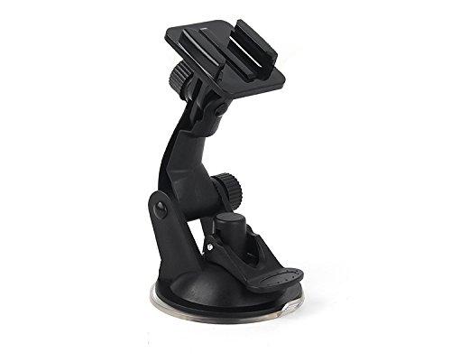 [해외]Innens 빨판있는 카메라 마운트 차량용 홀더 카메라 스탠드 흡입 컵 탈착 쉽게 GoPro Hero6 | 5 | 4 | 3 + | 3 | 2 | 1에 적용/Innens Suction cup type camera mount Car mounted holder Camera stand Suction cup attachment easy to remove Appli...