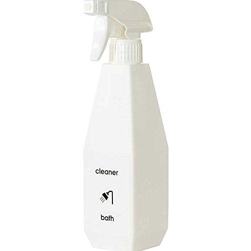 ls023wh/b2cランドリー 単品-ムーススプレーボトル (ホワイト) ...