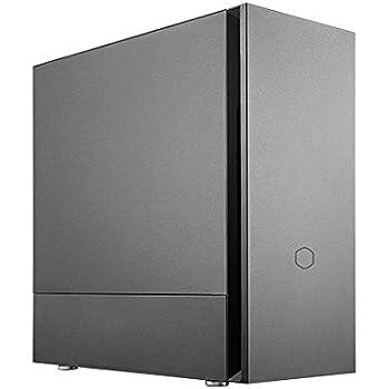 Cooler Master Silencio S600 TG 静音型 ミドルタワー PCケース [強化ガラスモデル] CS7617 MCS-S600-KG5N-S00