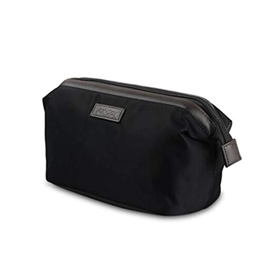 暫定のゾーンノミネートJiabei トラベルウォッシュ収納袋防水男性と女性ポータブル仕上げ化粧品のバッグ旅行ビジネスホーム (色 : 黒)