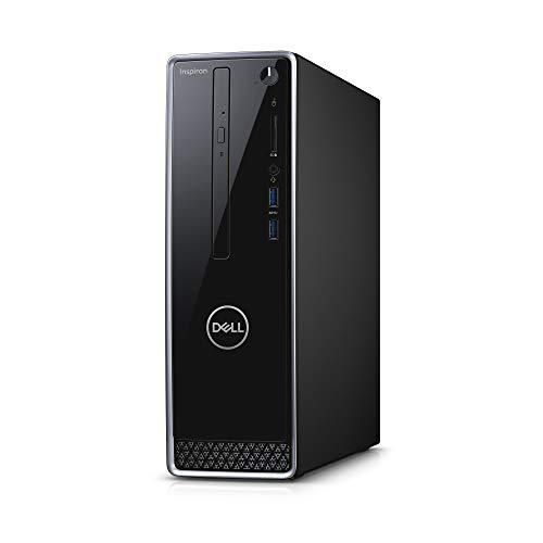 『Dell デスクトップパソコン Inspiron 3470 Celeron ブラック 19Q31/Windows 10/4GB/1TB HDD』のトップ画像