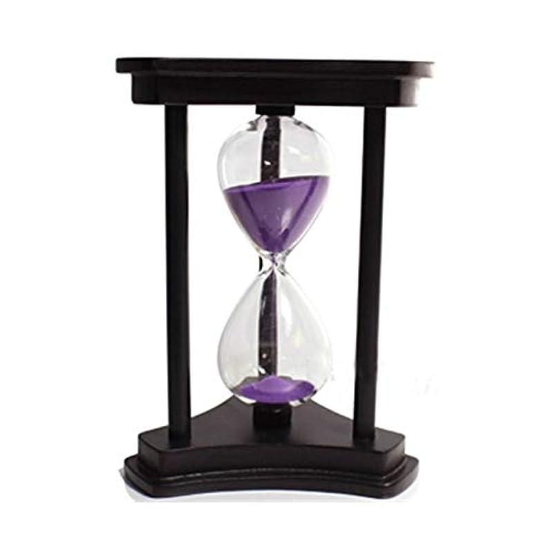 純度化石浅いMUZIWENJU 砂時計タイマー、クリエイティブギフトオーナメント、ギフト、実用的な誕生日 30分、60分 (Color : C, Size : 30 Minutes)