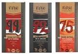 VIVANI オーガニックチョコレート ハイカカオ3種類セット(99%,92%,75%)
