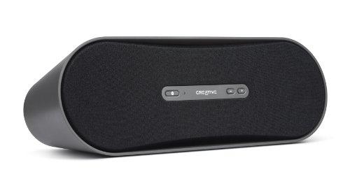 Creative D100 ワイヤレス スピーカー ブラック Bluetooth SP-D100