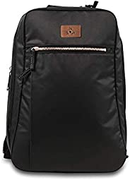 Ju-Ju-Be Classic Ballad Backpack, Black Rose,