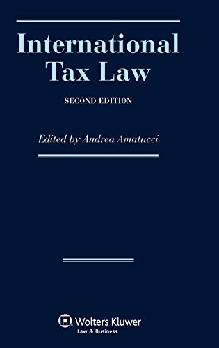 Download International Tax Law 9041137270