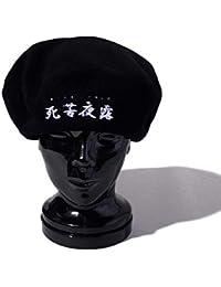 LONELY 論理 ロンリー ベレー帽 SICK YOLO WOOL PUNX BERRET LONAW18-BR001