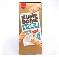 韓国のお菓子 ヌネチネ(120g)X5EA[海外直送品][並行輸入品]