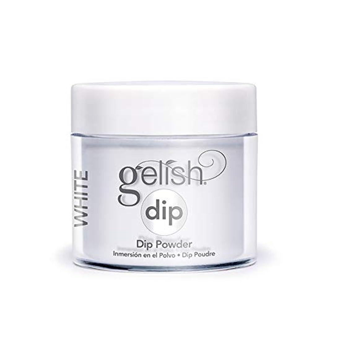コードレス船酔い喉頭Harmony Gelish - Acrylic Dip Powder - Arctic Freeze - 23g / 0.8oz