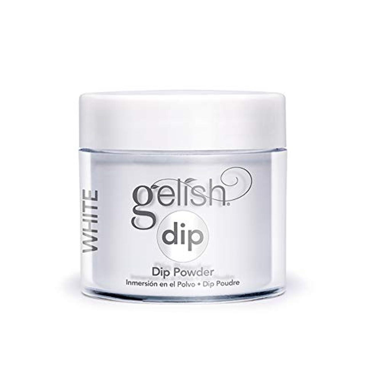 で出来ているナチュラルホースHarmony Gelish - Acrylic Dip Powder - Arctic Freeze - 23g / 0.8oz