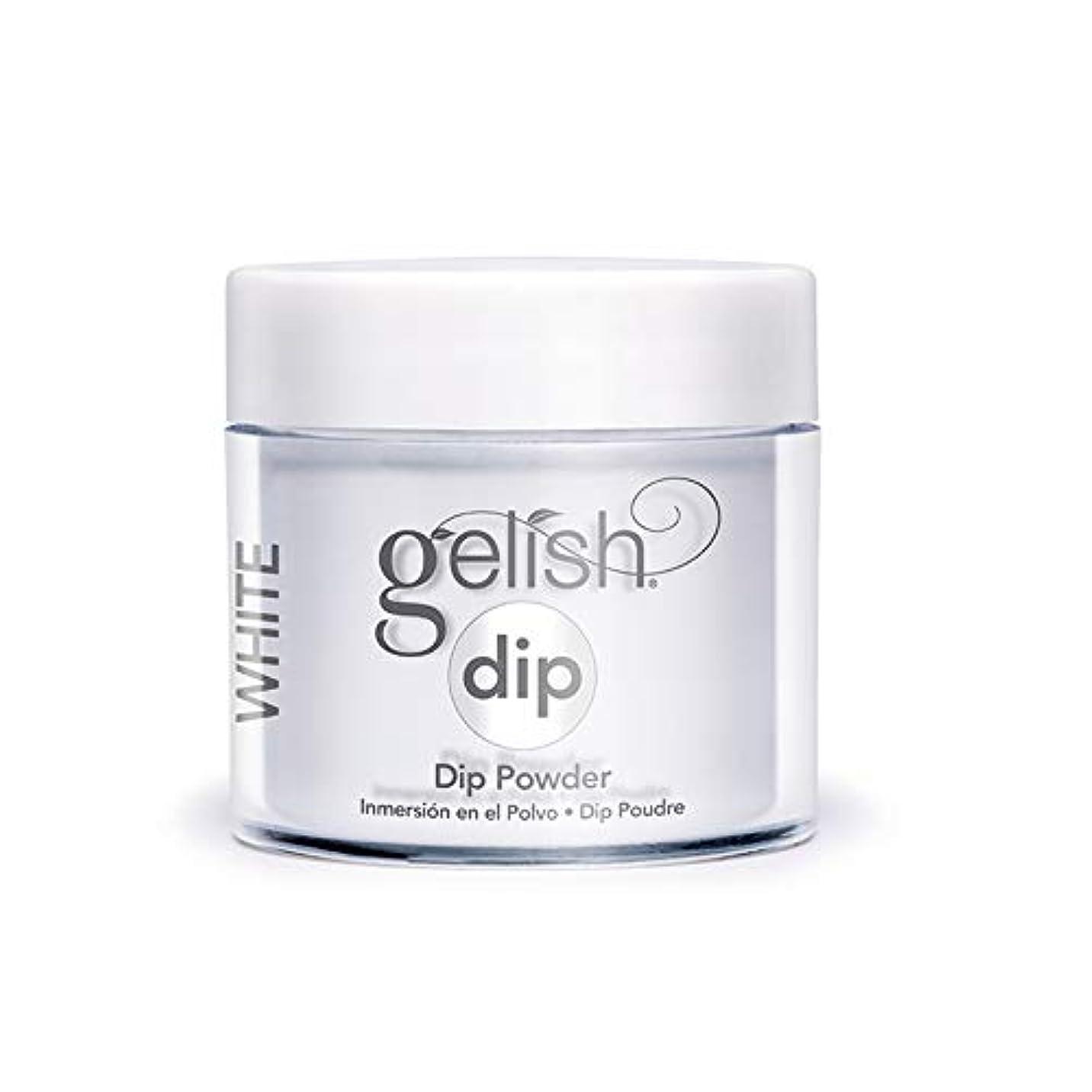 ホバートワイド手数料Harmony Gelish - Acrylic Dip Powder - Arctic Freeze - 23g / 0.8oz