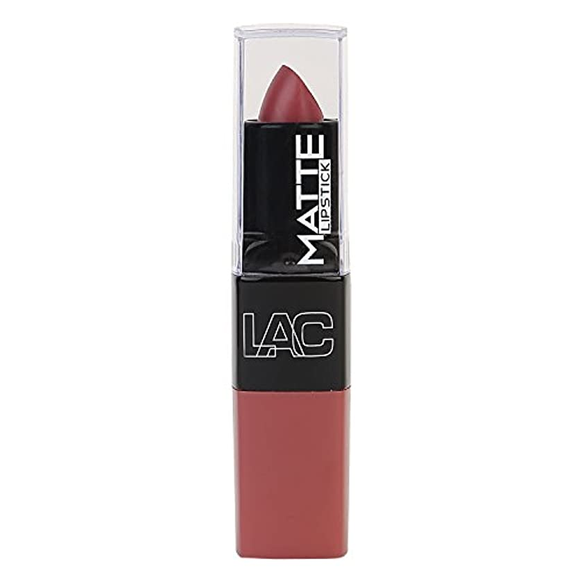 LA Colors Matte Lipstick - Tender (並行輸入品)
