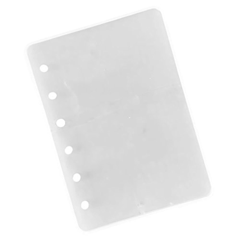 ノーブランド品 DIY シリコン ノートブック カバー 金型 ジュエリー 樹脂鋳造金型 全3サイズ - A7