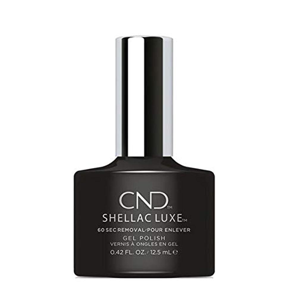 ツイン損傷シルクCND Shellac Luxe - Black Pool - 12.5 ml / 0.42 oz