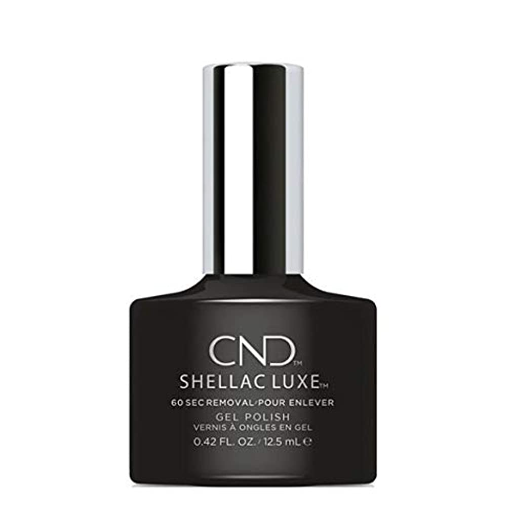 マネージャー教会いつもCND Shellac Luxe - Black Pool - 12.5 ml / 0.42 oz