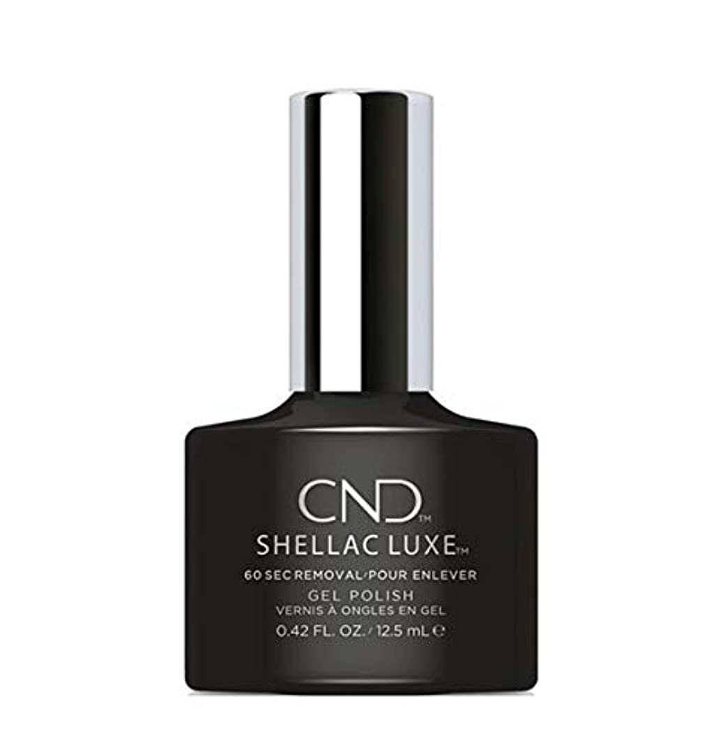 豊かにする衝突する成果CND Shellac Luxe - Black Pool - 12.5 ml / 0.42 oz