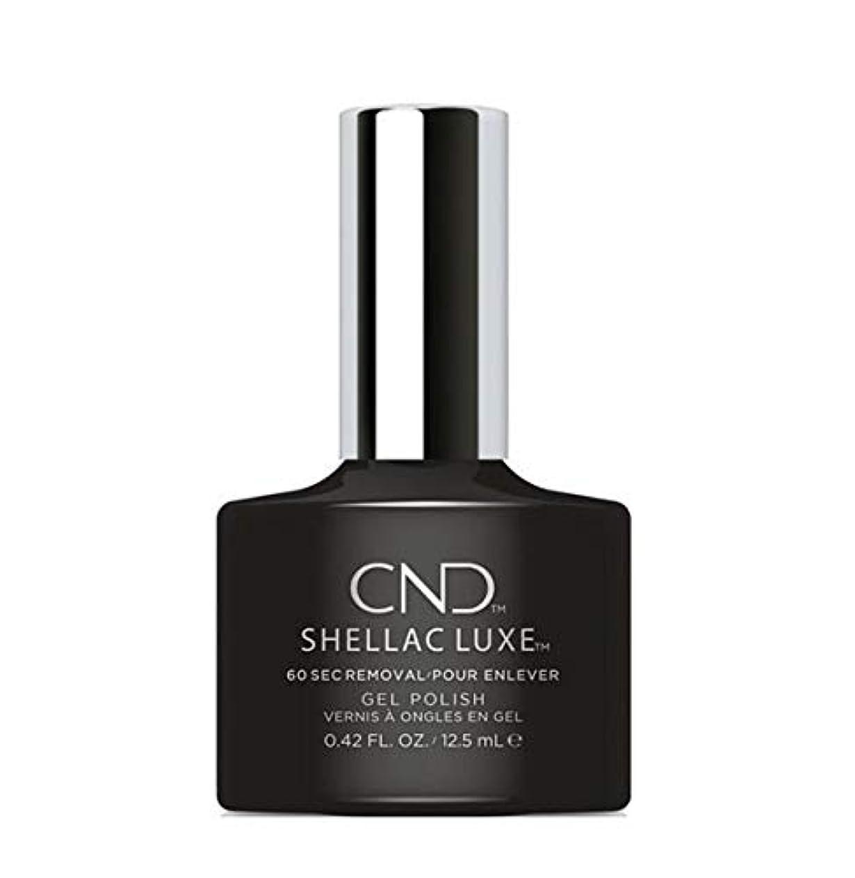 批判する散歩に行く聞くCND Shellac Luxe - Black Pool - 12.5 ml / 0.42 oz