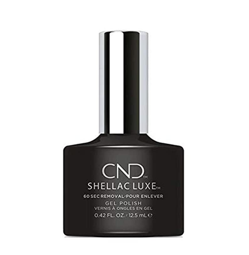 ケント対称置くためにパックCND Shellac Luxe - Black Pool - 12.5 ml / 0.42 oz