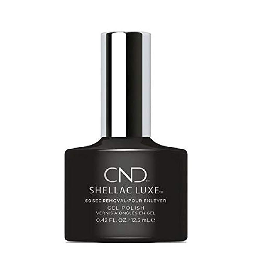ナビゲーション右記述するCND Shellac Luxe - Black Pool - 12.5 ml / 0.42 oz