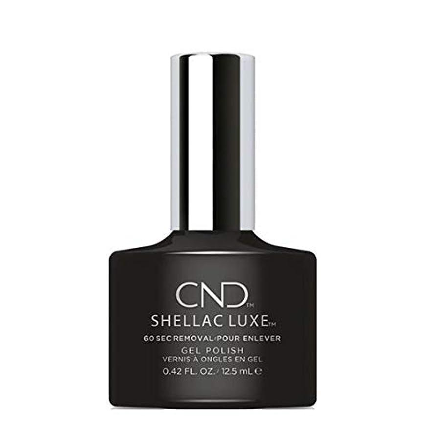 恐竜割り当てるに賛成CND Shellac Luxe - Black Pool - 12.5 ml / 0.42 oz