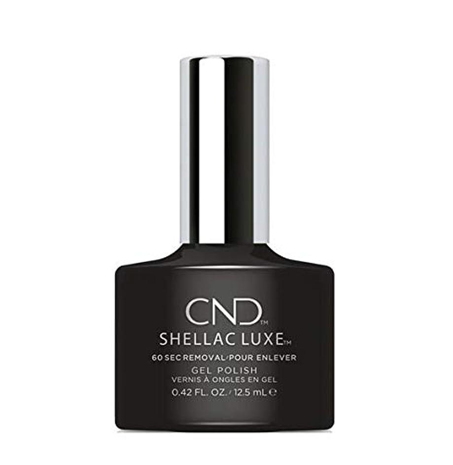 記事匿名白内障CND Shellac Luxe - Black Pool - 12.5 ml / 0.42 oz