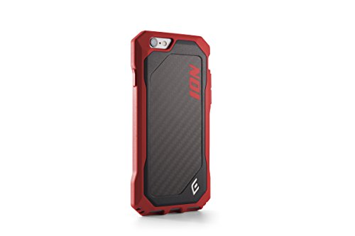 【日本正規代理店品】Elementcase ION 6 - Fire Red w/Carbon Fiber