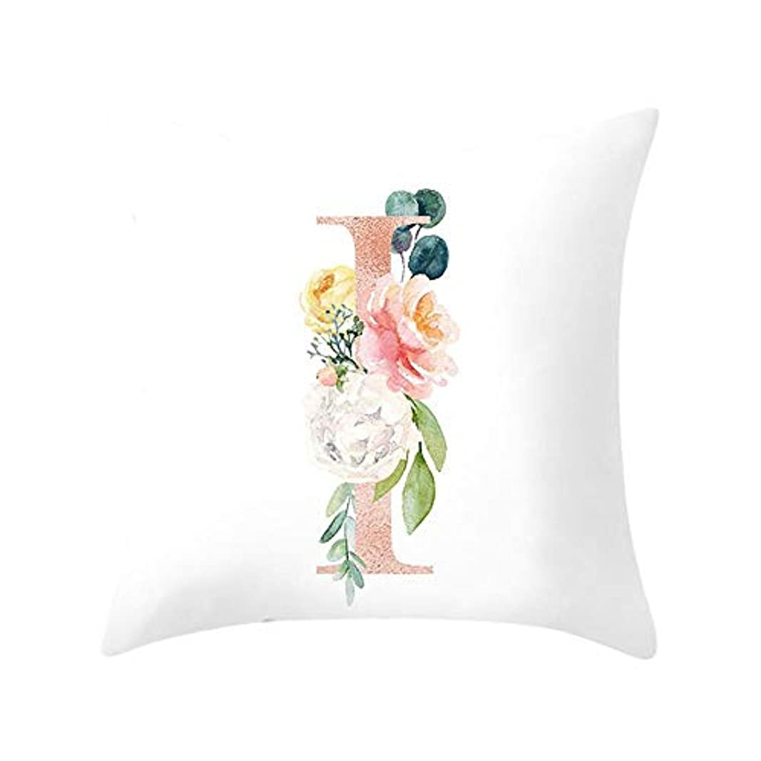 多様な定刻フリースLIFE 装飾クッションソファ手紙枕アルファベットクッション印刷ソファ家の装飾の花枕 coussin decoratif クッション 椅子