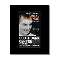 SINEAD O'CONNOR - Southbank Centre 2007 Mini Poster - 13.5x10cm
