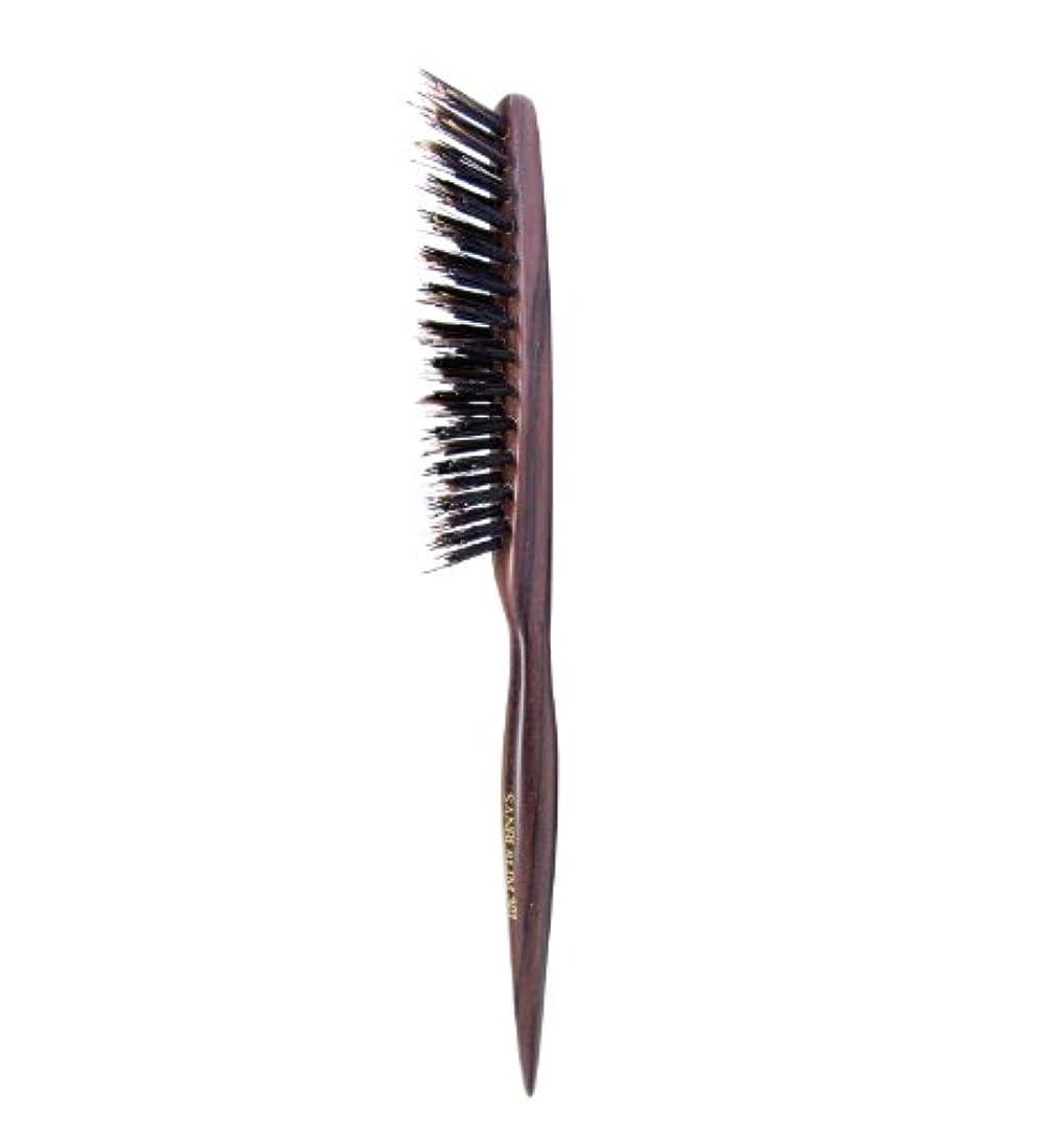 ブルゴーニュ傾向がある絶望的なサンビー SLIM-301逆毛ブラシ