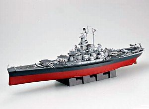 1/350 米海軍 BB-59 マサチューセッツ