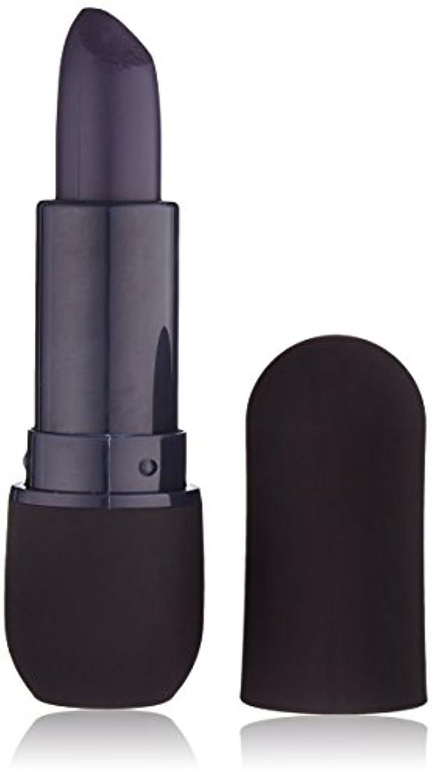 瀬戸際パパスパイNICKA K Vivid Matte Lipstick - NMS15 Slate Gray (並行輸入品)