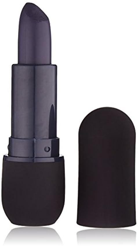 難しい反対するうめきNICKA K Vivid Matte Lipstick - NMS15 Slate Gray (並行輸入品)